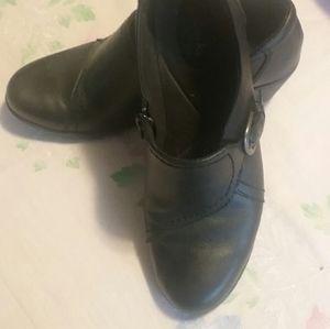 Clarks Shoe Boots